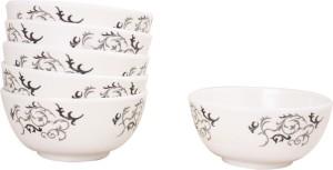 WHITE GOLD Melamine Bowl Set