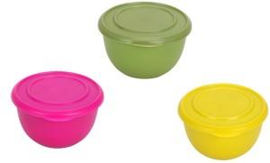 Lavi Kitchen Classic Plastic Bowl Set