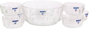 Luminarc Roc 7 P Set Bowl Glass Bowl Set
