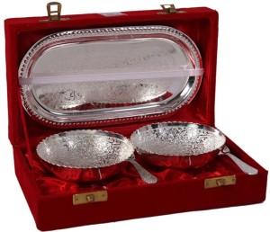 Samy&ZubyHandicrafts Brass Bowl Set
