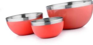 Caryn kitchen king Steel Bowl Set