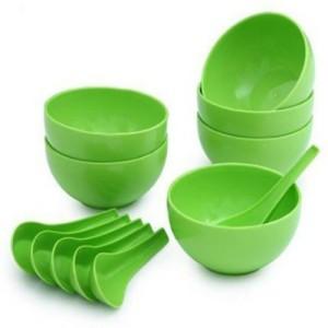 AKM KANCHAN1 Plastic Bowl Set
