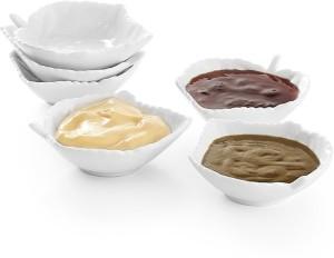 Sivica Maple DWP3023 Porcelain Bowl Set