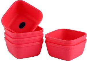 Xudo Plastic Disposable Bowl Set