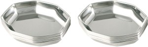 Arihant Set of 12 Stainless Steel Bowl