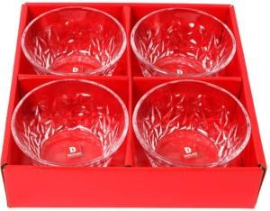 DUCATI CRYSTAL CUTS Glass Bowl Set