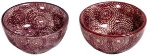 Elite Handicrafts Vegetable Bowl Ceramic Bowl Set