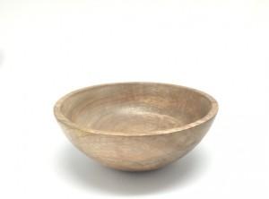 Devnow Wooden Bowl Set