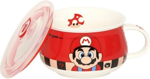 Serenus Homes Jumbo Noodle/Maggie Ceramic Bowl