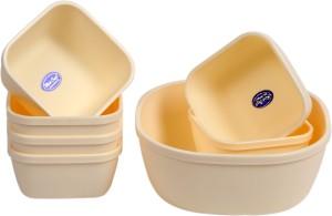 RICHCRAFT Plastic Bowl Set