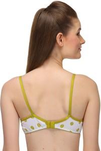 b45d916fc Oleva Obr Women s Sports Green Bra Best Price in India