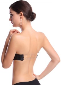0b12567773943 PrettyCat Strapless Backless Women s Push up Black Bra Best Price in ...