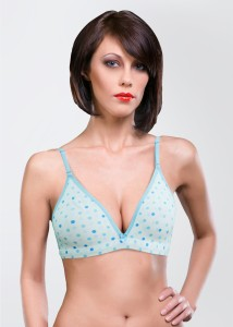 b1a6fbe5dc589 Prestitia Women s Sports Blue Bra Best Price in India