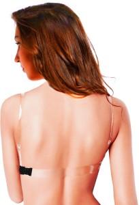 e1157e5805a02 PrettyCat Strapless Backless Women s T Shirt Black Bra Best Price in ...