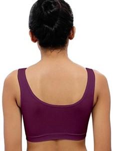 82ae4db84f191 La Polo Women s Sports Purple Bra Best Price in India