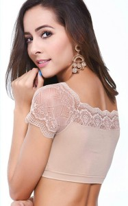 da13027830 PrivateLifes Fashion Blouse Women s Bralette Beige Bra Best Price in ...