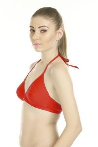 95edebdcb4 Tweens Halter Neck Women s T-Shirt Red