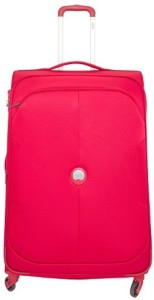 Delsey U-Lite Classic 78Cm Check-In Trolley Luggage (Red) Check-in Luggage - 12400 inch
