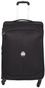 Delsey U-Lite Classic 67Cm Check-In Trolley Luggage (Black) Check-in Luggage - 5304 inch