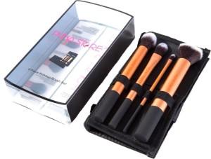 Puna Store Makeup Brush Set with Storage Case