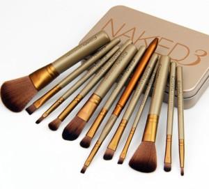 Yoana Naked3 Makeup Brush Set