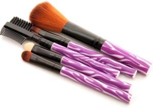 Foolzy Set of 5 Make Up Brush Set