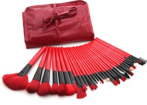 Foolzy Set of Professional Makeup Brushes Kit