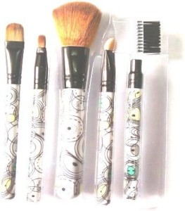Queen Glamour Makeup Brush Set