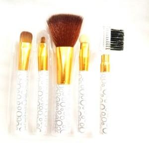Queen Glamour Makeup Brush Set