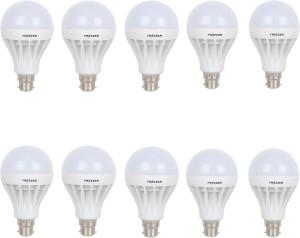 Frazzer 3 W Standard B22 LED Bulb