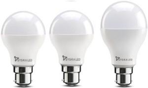 Syska 7 W, 9 W, 12 W Standard B22 LED Bulb