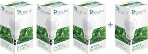 Syska Led Light 7W With Free 3W LED