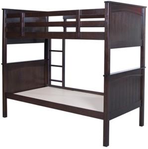 HomeTown Solid Wood Bunk Bed