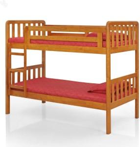 Royaloak Scout Solid Wood Bunk Bed Finish Color Natural Brown Best