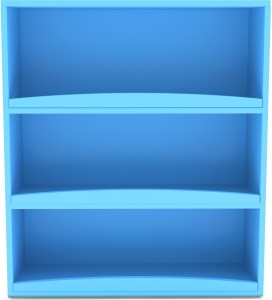 UNiCOS Engineered Wood Free Standing Cabinet