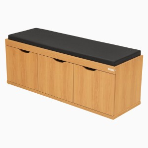 Godrej Interio Engineered Wood Free Standing Cabinet Finish Color ...