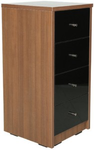 RAWAT ROCKWOOD Engineered Wood Free Standing Chest of Drawers