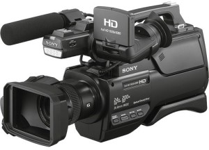 Sony Hxr-Mc2500 Video Camera Camcorder Camera