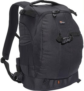 Lowepro Flipside 400 Aw Backpack (Black)  Camera Bag