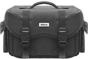 Nikon Nikon 5874 Deluxe Digital SLR Camera Case - Gadget Bag for DSLR D3, D3x, D3s, D7000, D5000, D3100, D3000, D700, D300s, D90, D60, D40x, D40  Camera Bag