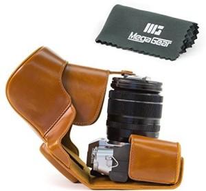 MegaGear MG723 Camera Case Bag, Light Brown  Camera Bag