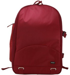 Filemate Filemate 3FMCG220RD2-R ECO�Deluxe SLR Camera�Backpack (Red)  Camera Bag