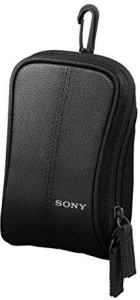 Sony Sony LCSCS with B DSC Carrying Case Black  Camera Bag