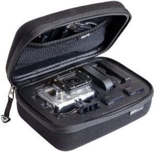 SP Gadgets SP Gadgets POV Case 3.0 for GoPro (X-Small, Black)  Camera Bag