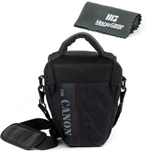 MegaGear ''Ultra Light'' Professional Camera Case Bag for Canon EOS 70D, Canon Rebel T4i, Canon EOS Rebel T5, Rebel T5i, T6i, T6s Rebel SL1 ,with Lens  Camera Bag