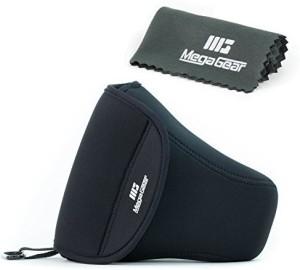 MegaGear MegaGear ''Ultra Light'' Neoprene Camera Case, Cover, Bag Protector for DSLR Cameras Canon 5D mk III, Canon EOS 1200D, Canon 70D, 6D 60D, 7D, T5i, T4i  Camera Bag