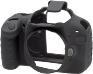 Axcess Silicon Case For CANN 650D Black  Camera Bag