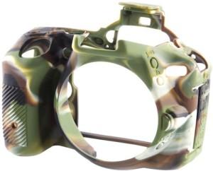 Axcess Silicon Camera Case For NKN D5500 Camo  Camera Bag