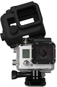 Incase Designs Incase CL58074 Protective Case for GoPro Hero3 with BacPac Housing (Black)  Camera Bag