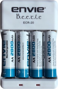 Envie ECR20+4x AA 28004PL  Camera Battery Charger